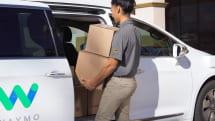 Waymo's self-driving vans will carry UPS packages in Phoenix