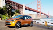 Chevy's 2020 Bolt EV will pack a longer 259-mile range