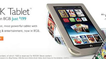 Barnes & Noble unveils 8GB Nook Tablet for $199, slashes Color to $169