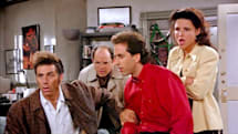 Hulu adds an episode shuffle button for 'Seinfeld'