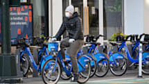 Lyft tries offering free bike-share passes to hospital workers