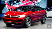 Volkswagen's electric Crozz SUV gets closer to reality