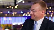 Nokia CEO Stephen Elop stepping down ahead of transition to Microsoft