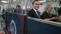 Mitt Romney has a ridiculous Twitter alias: Pierre Delecto