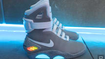 Nike's power-laced Mags net millions for Parkinson's research