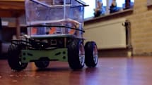 'Fish on Wheels' frees your guppy from the tyranny of the tank (video)