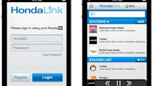 Honda announces its HondaLink infotainment system, teams up with Aha Radio for the festivities