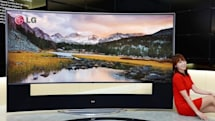 LG's 105-inch 4K TV is here, if you can afford it