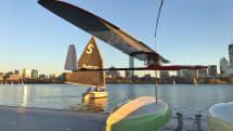 MIT's autonomous drone is equal parts albatross and sailboat