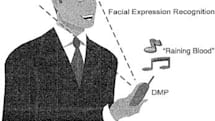 Sony Ericsson's facial recognition patent plays the perfect song to complement your mood