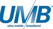 Ultra Mobile Broadband specifications get published