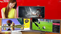LG launches TV set and all-in-one PC with 29-inch 21:9 ultra-widescreen