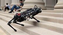 MIT's Cheetah robot doesn't need eyes to climb, run and jump