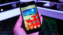 LG Optimus G: hands-on with Korea's latest powerhouse (video) (updated)
