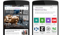 Google Play Newsstand now shows stories based on your interests