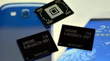 Samsung starts mass-producing 4x faster mobile flash memory, kickstarts our phones and tablets