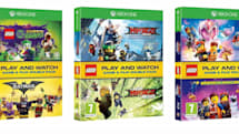 Lego movie and game bundles are coming to PS4 and Xbox One