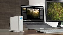 LaCie's Thunderbolt drives are built for your MacBook Pro