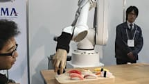 Chef Robot makes sushi even more dangerous