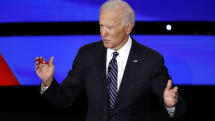 Joe Biden says Facebook spreads 'falsehoods they know to be false'