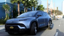 Fisker's Ocean electric SUV will start at $29,999 after tax credit
