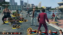 'Yakuza 7' gameplay trailer reveals wacky features and job classes