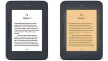 The Nook GlowLight 3 is better suited for night-time reading
