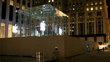 5th Avenue Apple Store's iconic glass cube to be reinstalled
