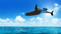 Gigantic drones may be the key to low-cost air shipping