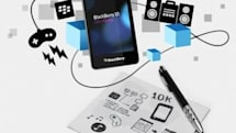 RIM renames App World to BlackBerry World, opens reg for $10k guarantee and offers a QWERTY dev unit