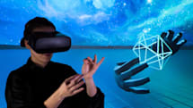 Leap Motion will bring your hands into mobile VR