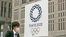The tech-laden Tokyo Olympics have been postponed