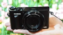 Casio is reportedly done making compact cameras