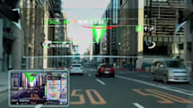 Pioneer touts world's first car GPS with augmented reality HUD (video)