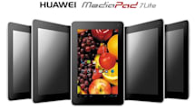 Huawei's MediaPad 7 Lite gets detailed specs, shipping dates
