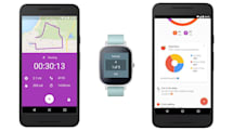 Google Fit gets real-time stats and grabs data from more wearables
