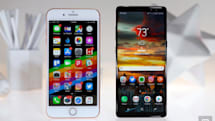 Galaxy Note 8 and iPhone 8 Plus tie for top spot in camera test
