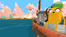 Set sail with your pals in a new 'Adventure Time' game