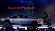 Elon Musk confirms Tesla's 'Cyberquad' as a Cybertruck accessory