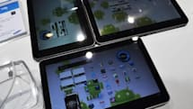 Motorola Xoom vs. Samsung Galaxy Tab 10.1 vs. LG G-Slate -- battle of the Tegra 2 Honeycomb tablets