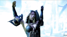 Latest Injustice footage showcases Killer Frost, Ares (with bonus Batman Beyond fashion)