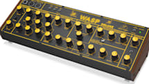 Behringer cloned the buzzy Wasp Deluxe synth