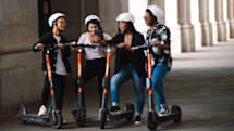 Ford brings its Spin scooters to Germany this spring