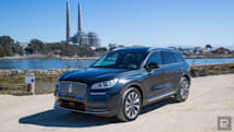 Lincoln's Corsair feels like Navigator luxury in a smaller package