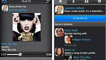 BlackBerry shutting down BBM Music on June 2nd, points users to Rdio