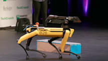 新加坡将派出 Spot 机器狗来巡逻公园,鼓励维持社交距离