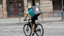 UK approves Amazon's investment in food delivery giant Deliveroo