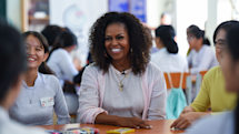 'The Michelle Obama Podcast' debuts July 29th on Spotify