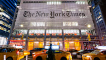 The New York Times removes its articles from Apple News
