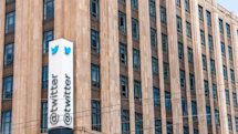 Twitter sees record surge in user numbers